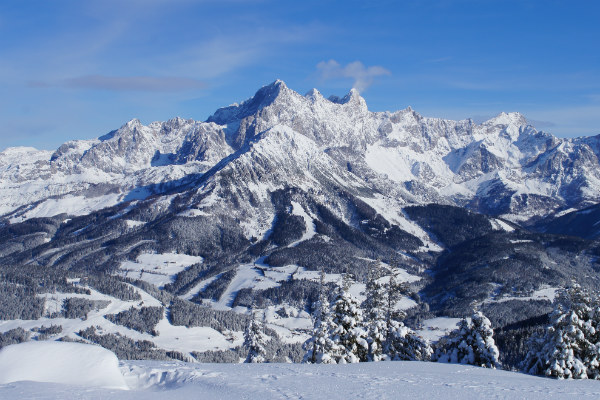 Dachstein Winter